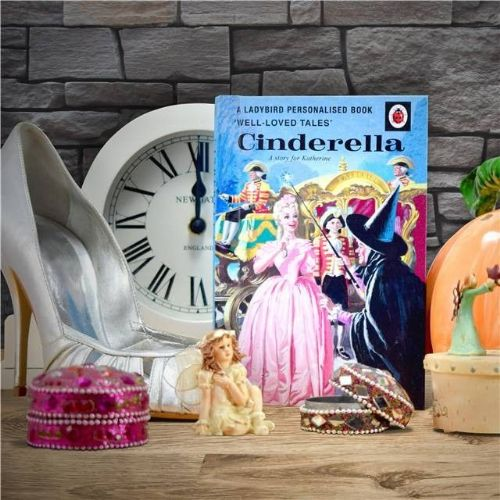 Cinderella: A Ladybird Personalised Book